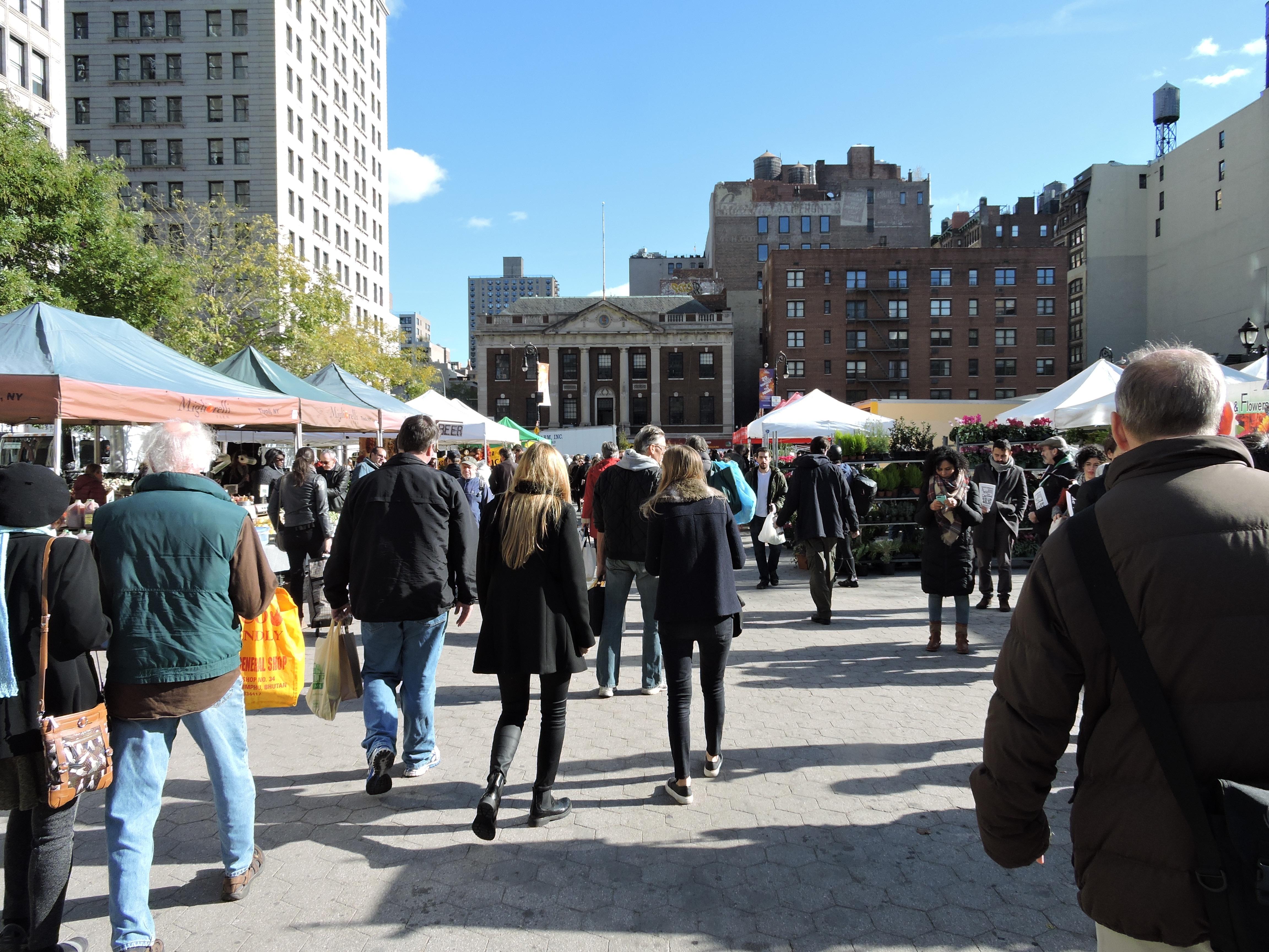 7.farmers market