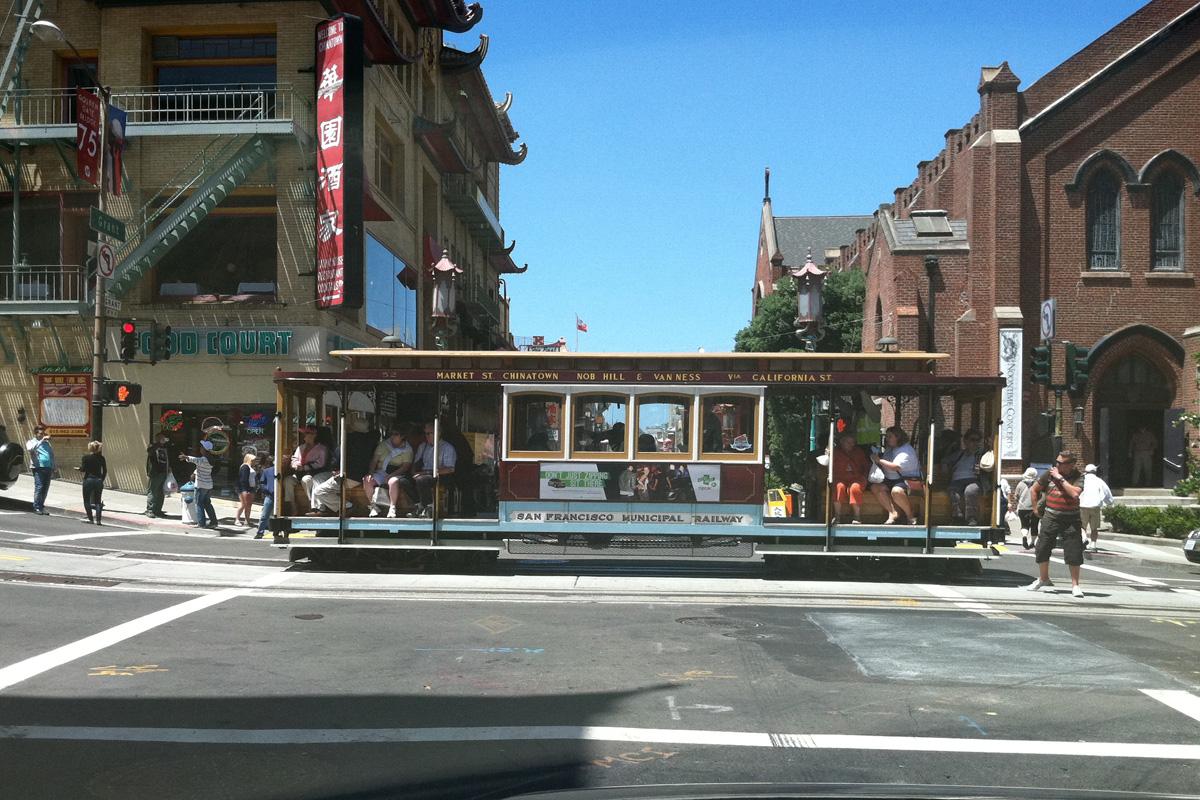 SF Trolley 72