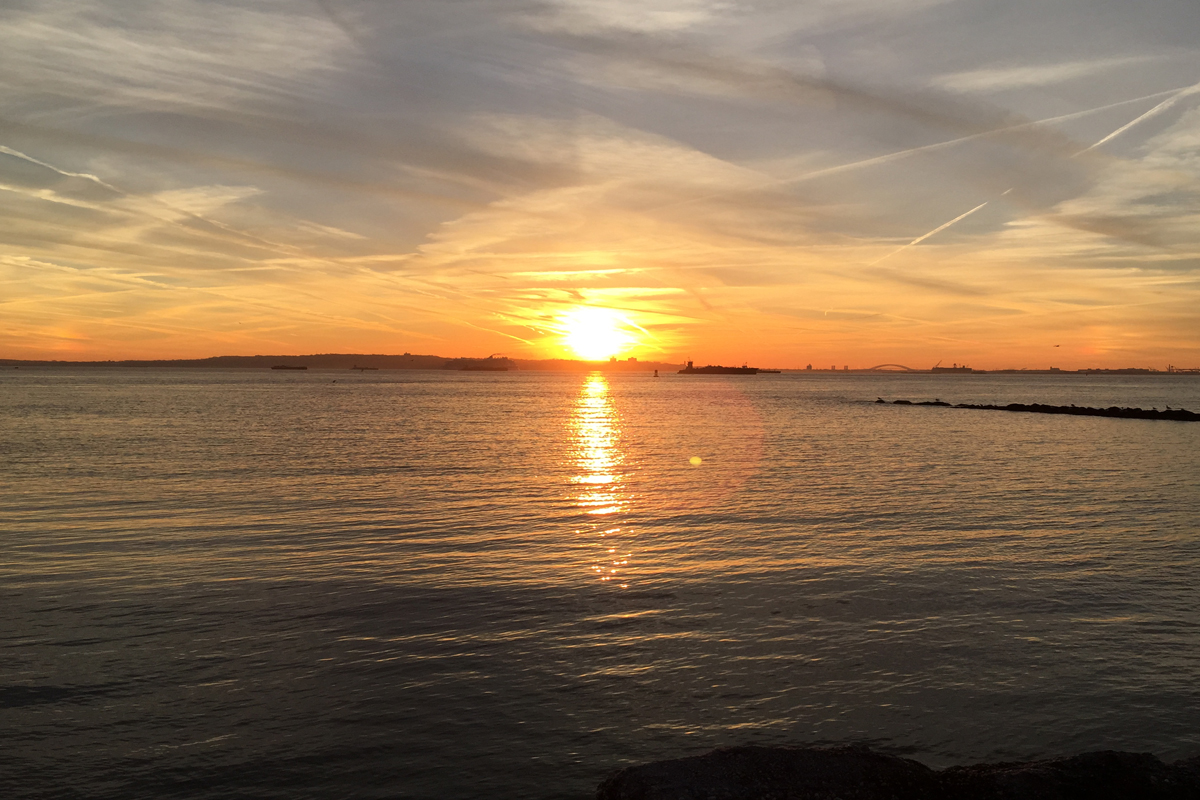sunset in nyc 72