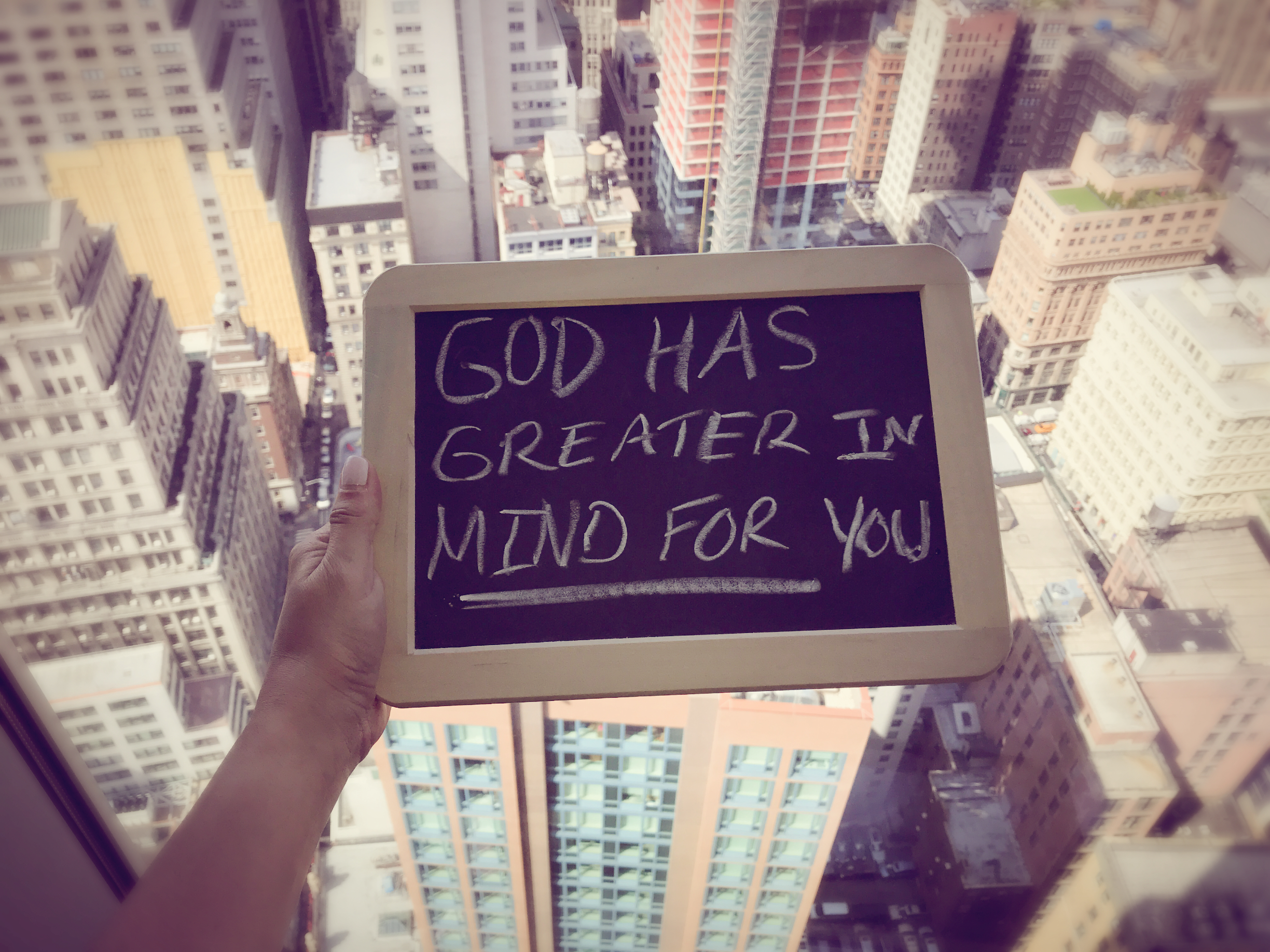 greater in mind